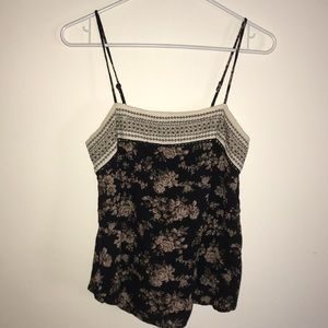 American Eagle crop tank top